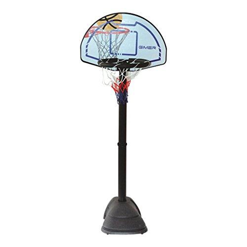 GIMER - Basketballkorb transportabel 90/135 cm