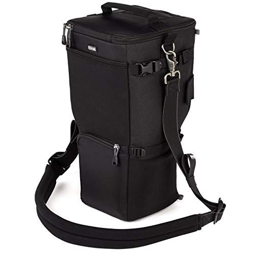 Think Tank Photo Digital Holster 150 Camera Bag (Black) for Sigma or Tamron 150-600mm Lens