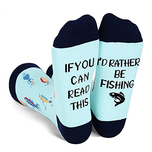 Funny Fishing Socks