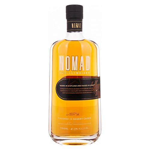 Nomad Outland Whisky Sherry Cask Finish 41,30% 0,70 Liter