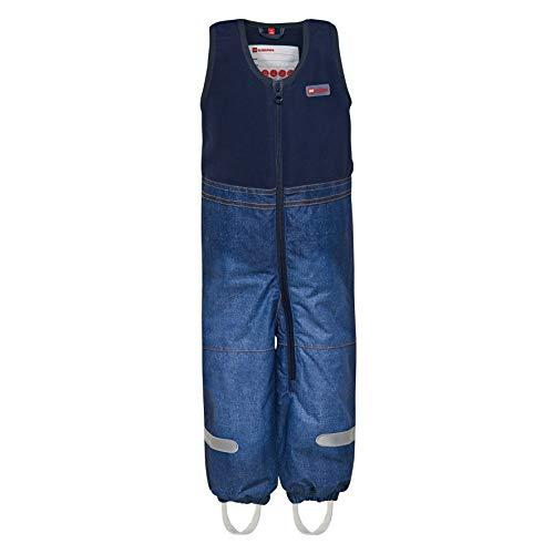 Lego Wear Lego Duplo Unisex Penn 772 Pantalon de Neige, Bleu (Denim 69), 4 Ans Mixte bébé