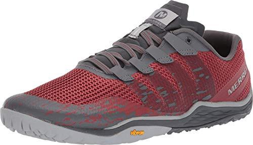 Merrell Mens Trail Glove 5 Sneaker