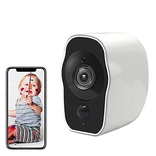 RU Kinderüberwachung Camera1080P Wireless WiFi Mit Indoor-Sicherheit Bewegungserkennung Haustier Überwachen Zu Hause wasserdichte Uhr Baby Zu Jeder Zeit