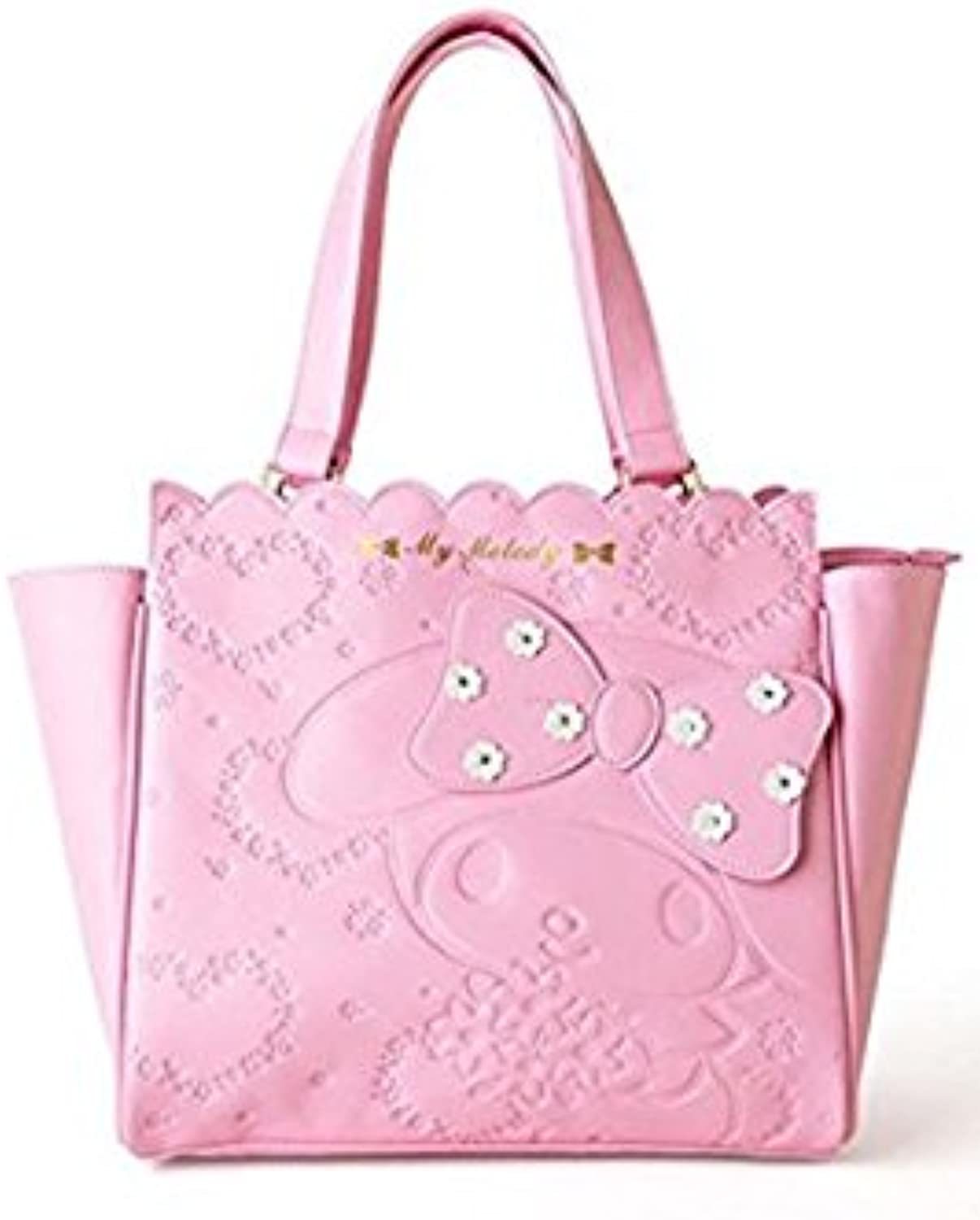 Marushin Sanrio My Melody Embossed Tote Bag 863556 863556