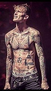 acheiver world Poster Machine Gun Kelly MGK Rapper Actor Musician 12x12