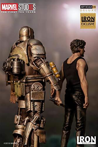 Marvel Comics Statue 1/10 Iron Man Mark I CCXP 2019 Exclusive 21 cm Studios