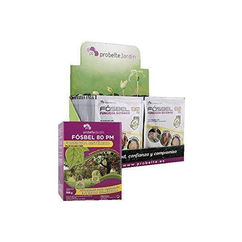 Probelte Jardín Fungicida Sistémico Fósbel 80 PM (Fosetil-Aluminio 80%) 40 g