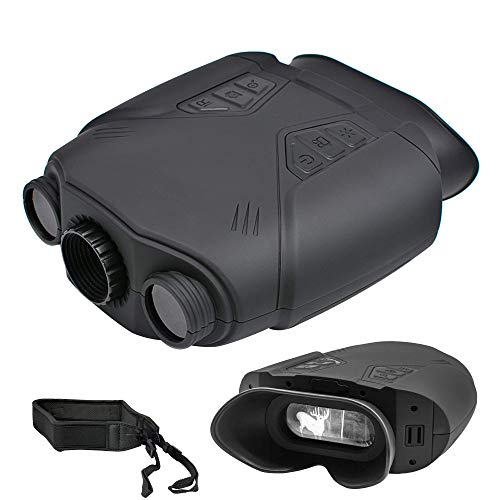 X-Vision Optics Digital Night Vision Binoculars - Tactical InfraredNight Vision Goggles w/Zoom –Day to Night Auto Transition– TakesPhotos & Videos–Greatfor Hunting,Camping & Surveillance