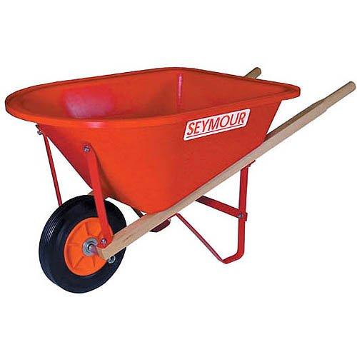 Children's Wheelbarrow w/ High density Poly Tray, Rust Proof, Lightweight