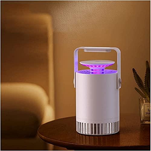 WXFCAS Portatile Mosquito Repellente Artifatto Indoor Indoor Famidy Tranquillo e Sicuro Lampada Repellente per zanzare Lampada Elettronica per Lampada Elettronica