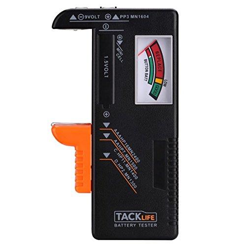 TACKLIFE Test e misurazione
