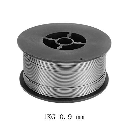 Topke 1kg 0,9 mm 0-9-E71T-GS/Mig Gas Libre 11-E71T la Soldadura del Alambre Herramienta Soldado Filete de Cable con núcleo de fundente Soldador