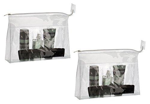 team-d Trousse de toilette, Transparent (transparent) - 6103/1