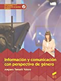 Información y comunicación con perspectiva de genéro: 71 (Servicios Socioculturales y a la Comunidad)