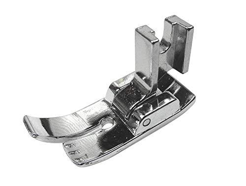 ZickZackNaehmaschine Puntada Recta pies Patchwork prensatelas (5mm) para Pfaff 93/96/97/130/207/209/213/260/262/360/362Máquina de Coser
