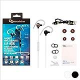 Prolinx SDX-1c - Auriculares Bluetooth Deportivos, Color Blanco