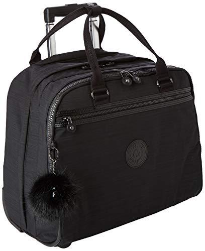Kipling NEW CEROC Bagage cabine, 42 cm, 23 litres, Noir...
