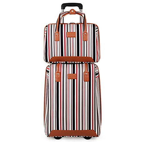 Luggage Wheeled Travel Duffel Bag, Combined Travel Bags, Waterproof Oxford Cloth Travel Bags, Best Weekend Bag