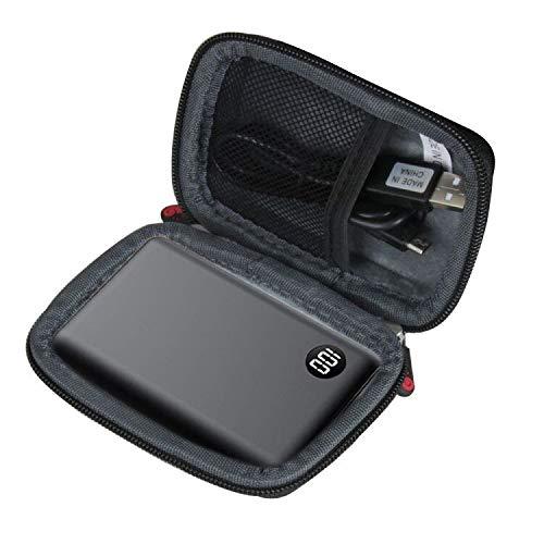 Hermitshell Duro Custodia da Viaggio per Trswyop/Kilponen/Power Bank 13800mAh Mini Caricabatterie