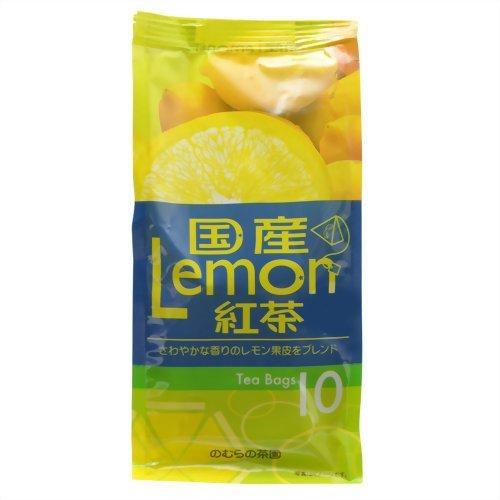 野村産業 のむらの茶園 国産レモン紅茶 2.5g×10P [7576]