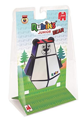 Jumbo Spiele- Rubik'S Junior Bear - Oso de Peluche, Color Rojo, 140-146 (Jumbodiset 12162)
