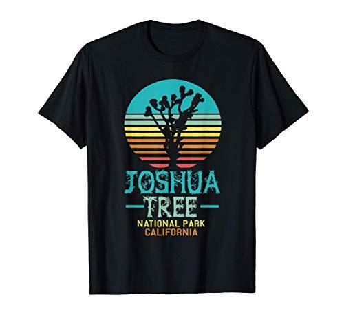 Parque Nacional Joshua Tree Vacaciones en California Camiseta