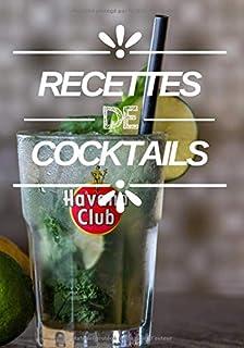 Recettes de Cocktails: Carnet de recettes cocktail à remplir. Ca sera votre meilleur..