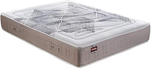 PIKOLIN – Sleep (Muelle ensacado + Viscoelástica/Pocketed Spring + Viscolastic Mattress) 135x190 cm