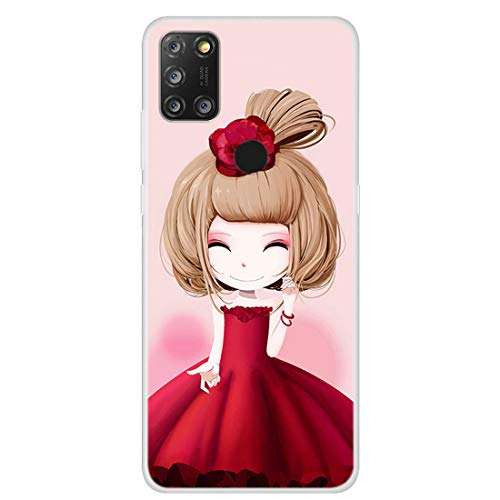 HUAYIJIE [SM1 Funda para alcatel 3X 2020 Phone Case Funda Carcasa Case Cover 10