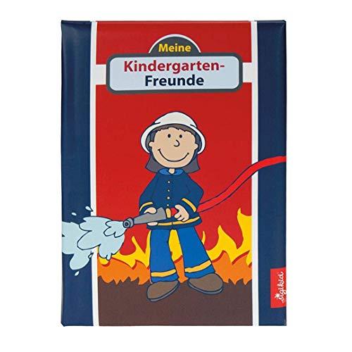 Goldbuch, Kindergartenfreundebuch A5 Frido Firefighter, 21x15cm, Bunt, 43245