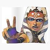 UnisylBoutique Ahsoka Show Tv Rebels Clone Skywalker Tano