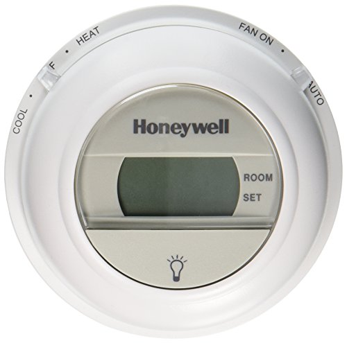 Honeywell Digital Round T8775C1005 Non-Programmable 1 Heat/1 Cool