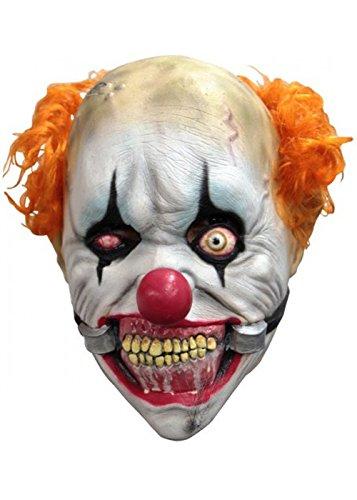 Masque de Clown tueur enfants taille Deluxe Smiley