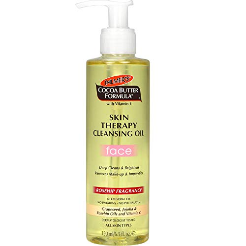 Palmers Cocoa Butter Skin Therapy Cleansing Oil
