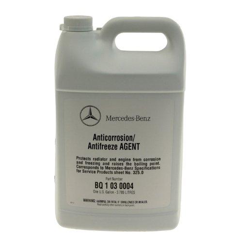 GENUINE MERCEDES MB Genuine Antifreeze (2002-2012)