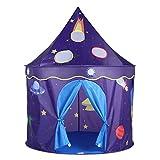 Shinehalo Tente de Jeu Pliable pour Enfant Robuste avec Sac, Enfant Jouet Interieur...
