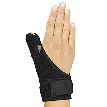 Vive Thumb Brace - For Dequervains Tendonitis and Arthritis - Fits Men and Women Left and Right Hand - Spica Splint Support Wrap - Wrist Stabilizer for Carpal Tunnel Sprains and Trigger Pain Relief