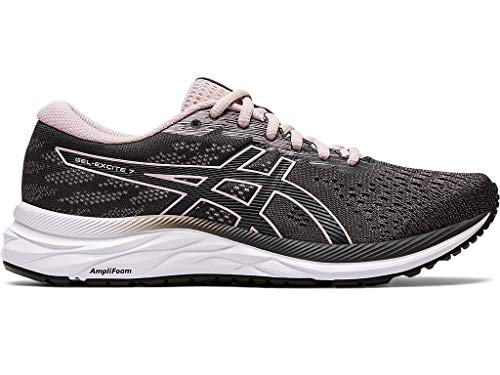 ASICS Women's Gel-Excite 7 Running Shoes, 9M, Graphite Grey/Watershed Rose