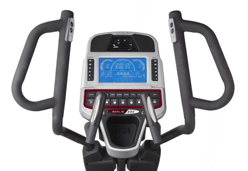 Sole-Fitness-E95-Elliptical-Trainer-Black