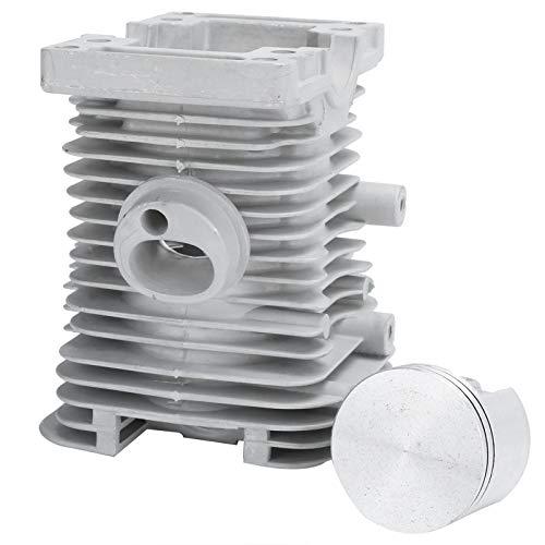 Haowecib Cylindre, raccords de scie à chaîne, Ensemble de Cylindre, pour Jardin de scie à chaîne MS180