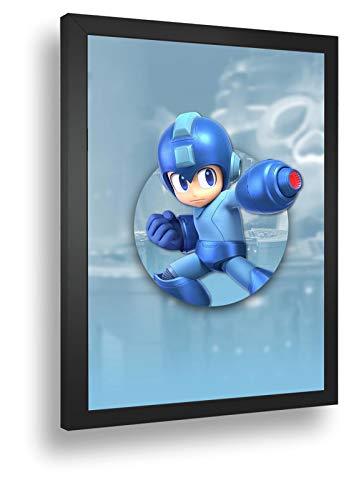 Quadro Decor Poste Super-Smash-Bros-Ultimate-Mega-Man
