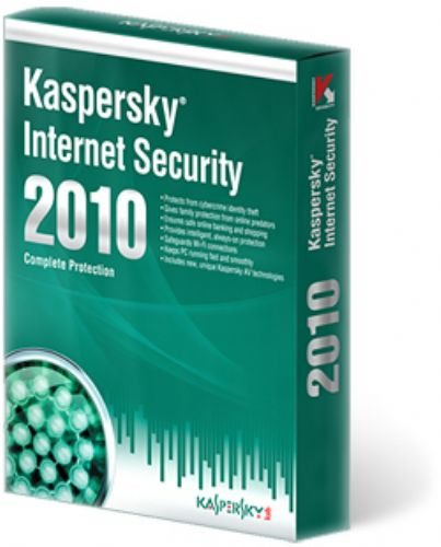 Kaspersky Anti Virus 2011 OEM, 1 user, 1 Year, 10 pack (PC) [import anglais]