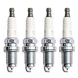 CENTAURUS 9807B-561BW IZFR6K-11S 5266 Laser Iridium Spark Plugs (Set of 4) Replacement for 2006-2011 Honda Civic