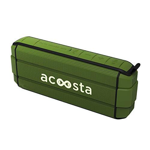 ACOOSTA BOLD 370, IPX5 Waterproof, Portable Wireless Bluetooth Speaker with Bass, 3600 mAh...