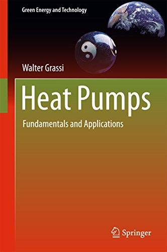 Heat Pumps: Fundamentals and Applications (Green Energy and Technology) (English Edition)