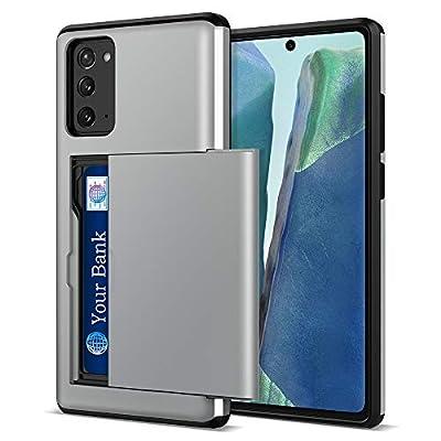 Jiunai Note 20 Case, Samsung Note 20 Case Credi...
