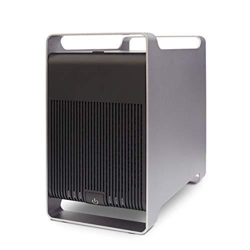 Syba 5 Bay 2.5' and 3.5' SATA HDD External USB 3.0 / eSATA RAID Hard...