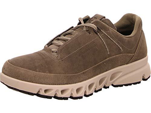 ECCO Multi-Vent, Zapatillas de Senderismo Hombre, Vetiver, 46 EU