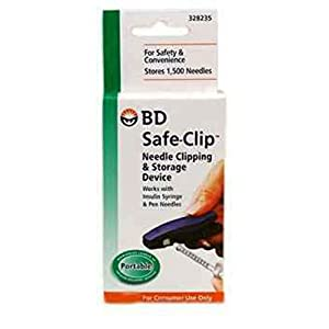 buy Bd Needle Clipping Device Safe Clip Diabetes Care
