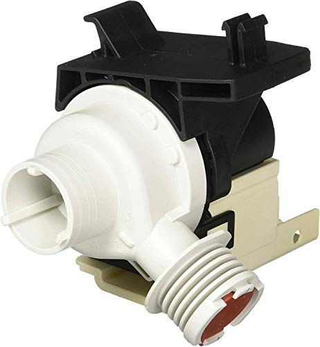 Primeco 137038700 Washer Drain Pump Compatible For Frigidaire AP4363528, 1483174, 7137038700, AH2342436, EA2342436, PS2342436 made By OEM Parts Manufacturer - 1 YEAR WARRANTY